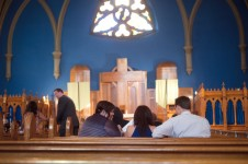 Church wedding in Chicago