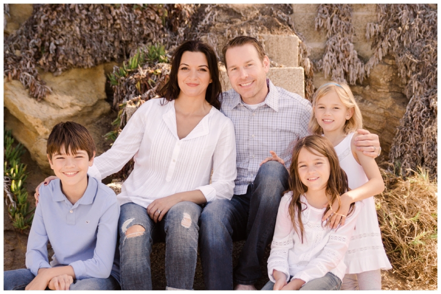 Laguna Beach family session 6