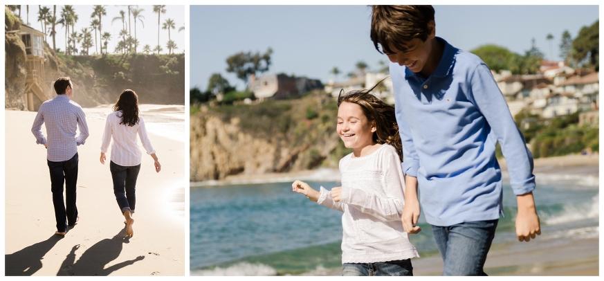 Laguna Beach family session 1